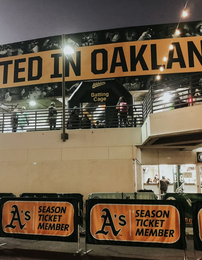 Oakland A's Coliseum Upgrades + Family-Friendly Activities