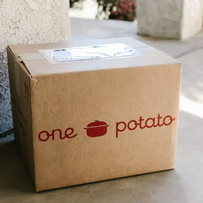 One Potato Food Subscription Box