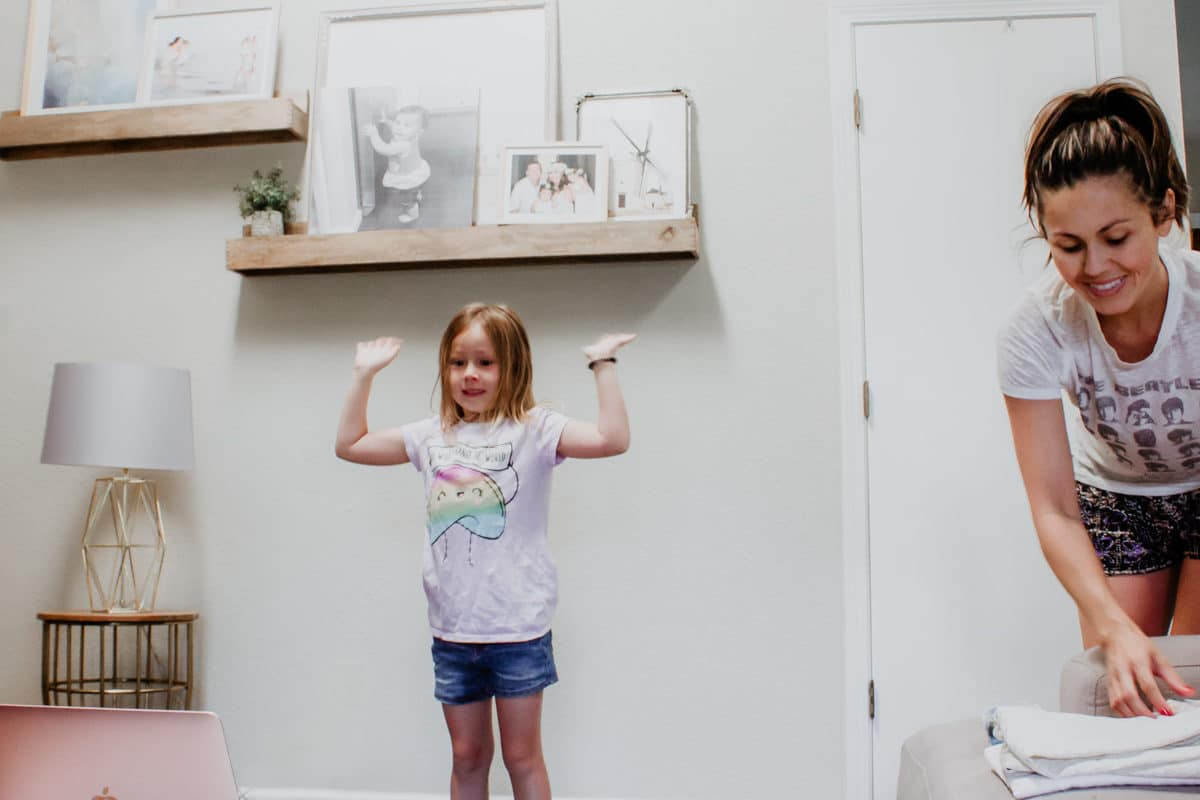 Get Rid of the Mom Guilt with GoNoodle