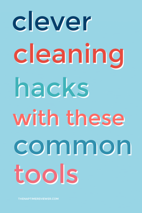 Clever Cleaning Hacks + The Cleaning Authority Giveaway