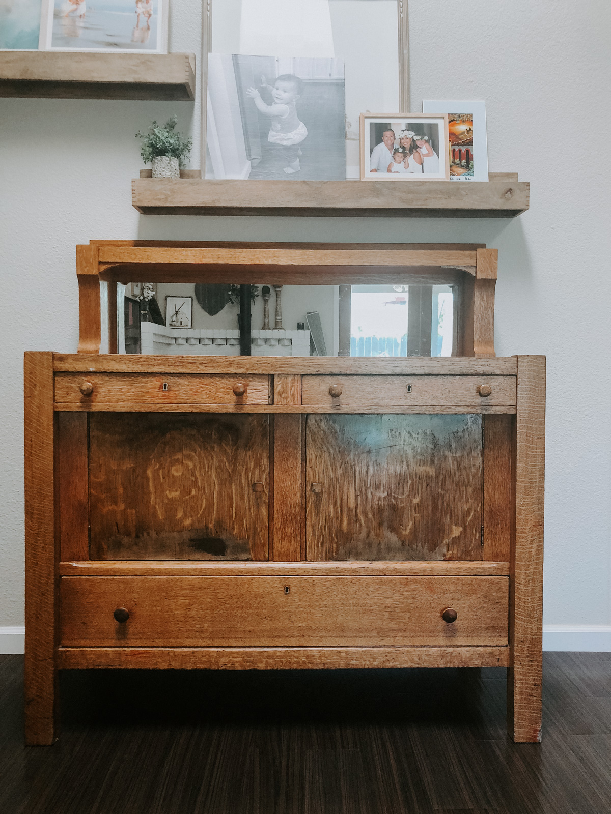 Bar Credenza Project