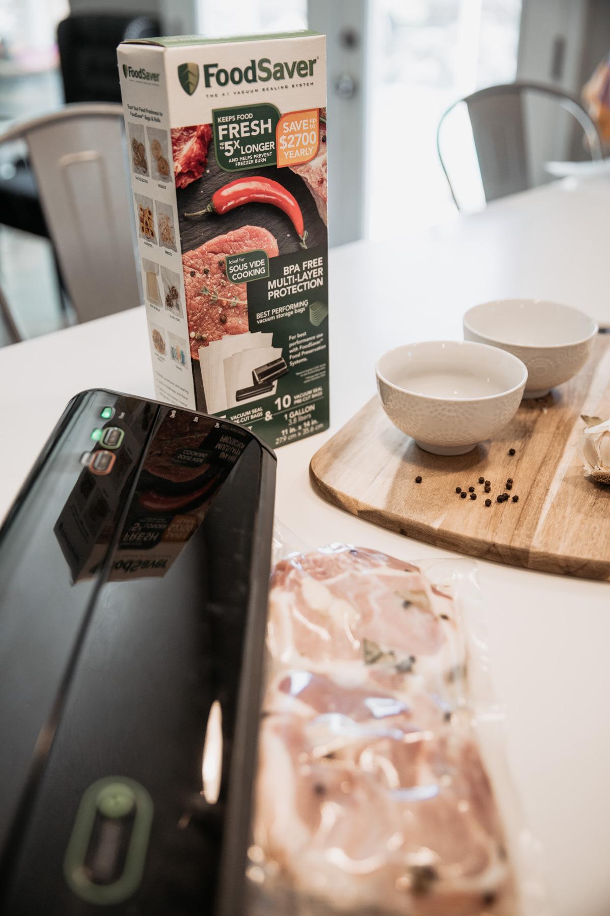 Sous Vide Pork Chop Recipes - FoodSaver Bags