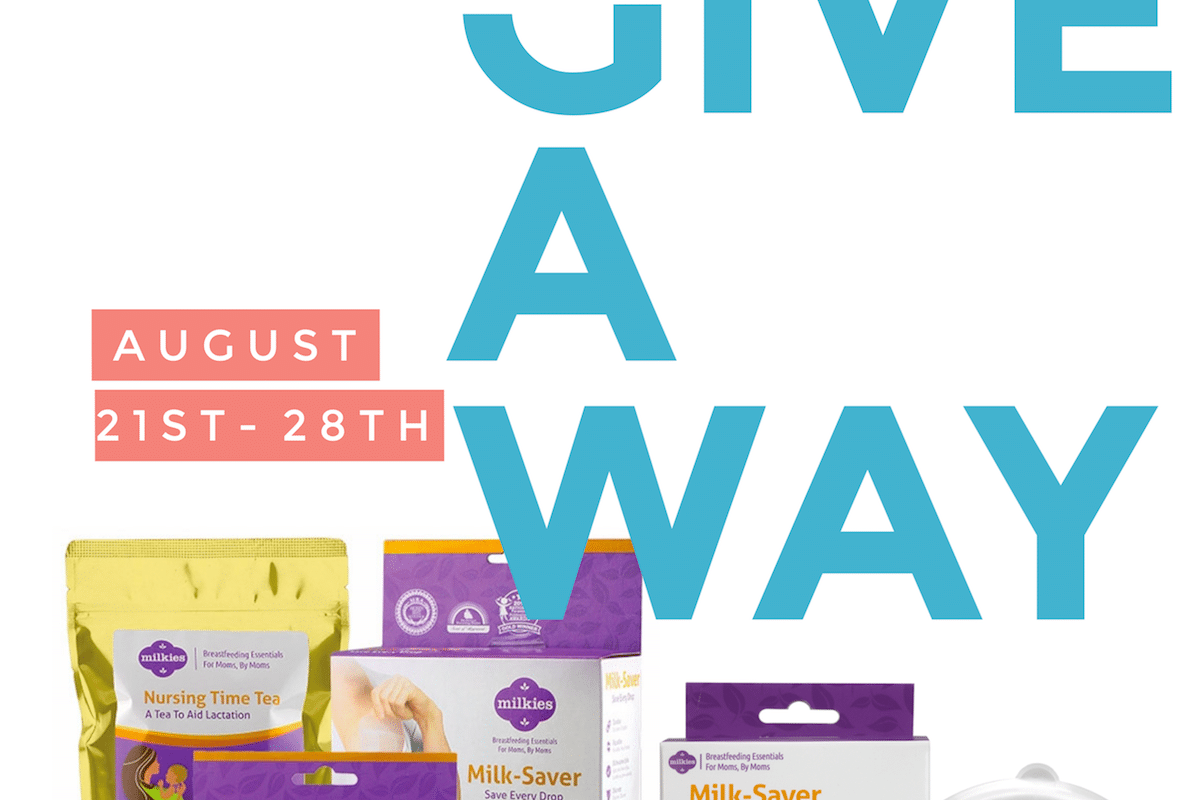 National Breastfeeding Awareness Month Giveaway