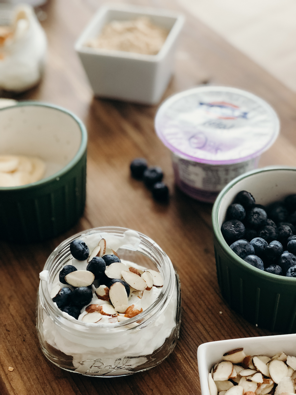 Yogurt Bar Ideas for Kids and Adults