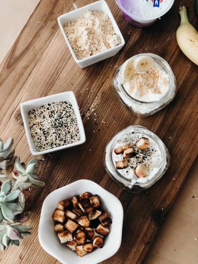 Yogurt Bar Ideas for Kids and Adults