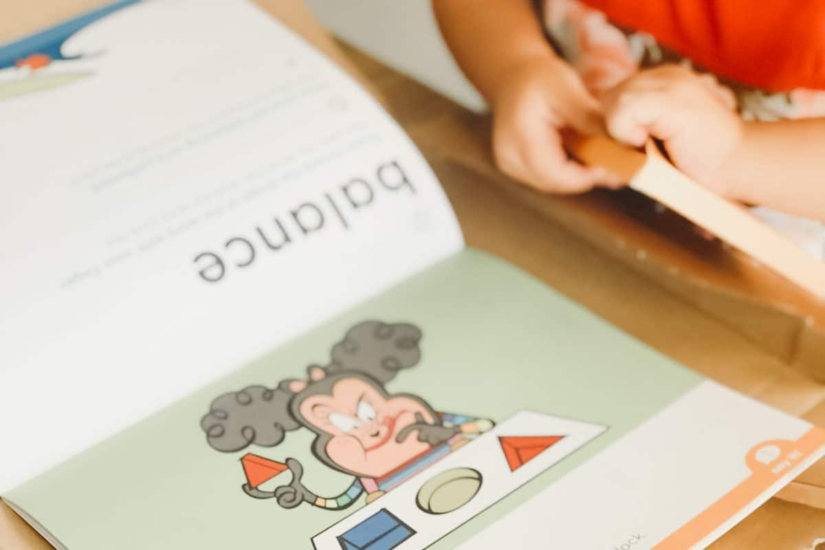 Vocabulary Lessons for Preschoolers