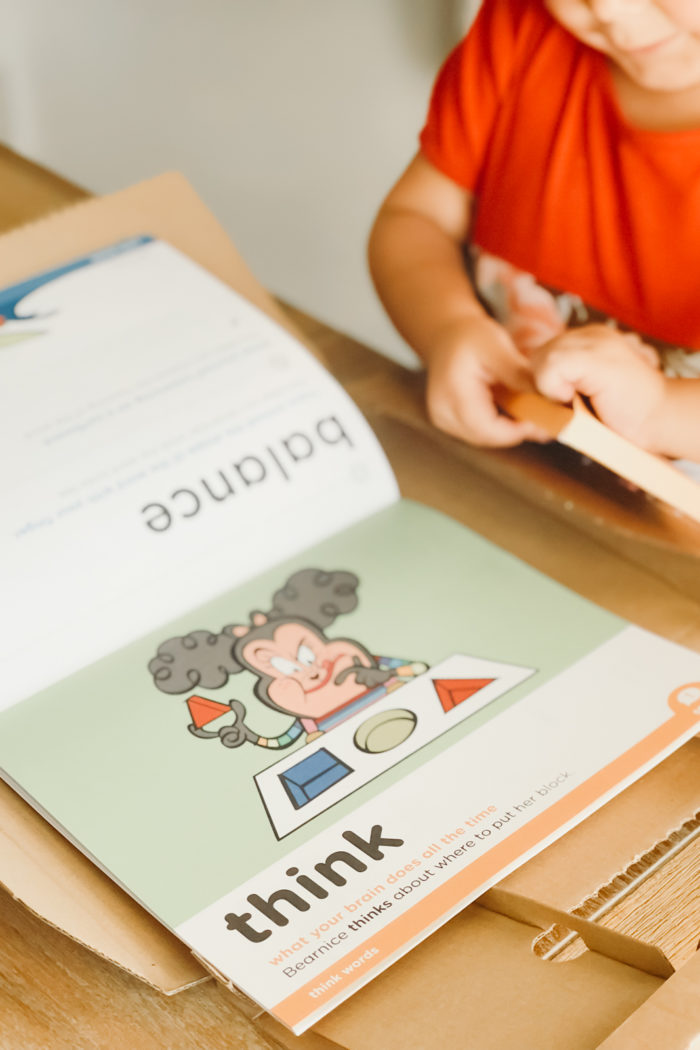 Vocabulary Lessons for Preschoolers + Discount Code