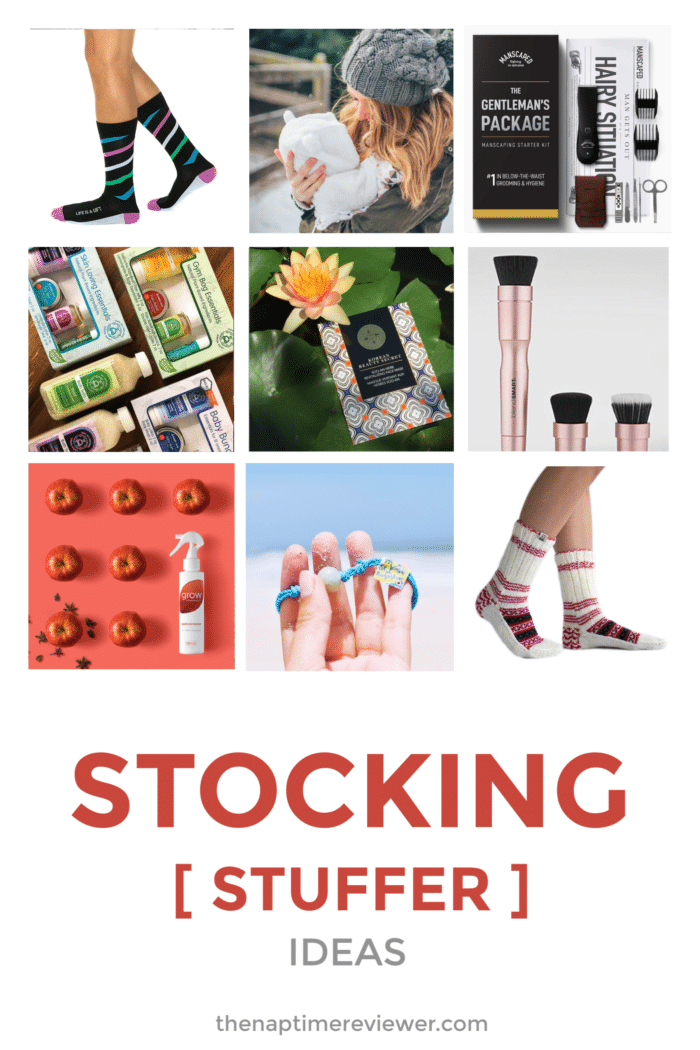 Stocking Stuffer Ideas for Men and Women + Stocking Deals