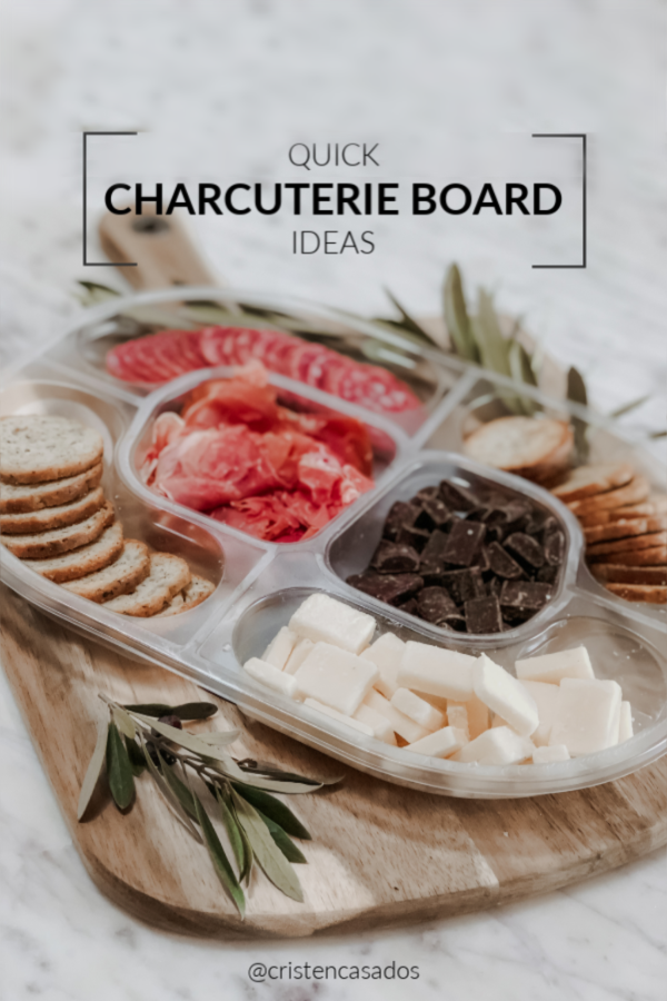 Quick Charcuterie board ideas
