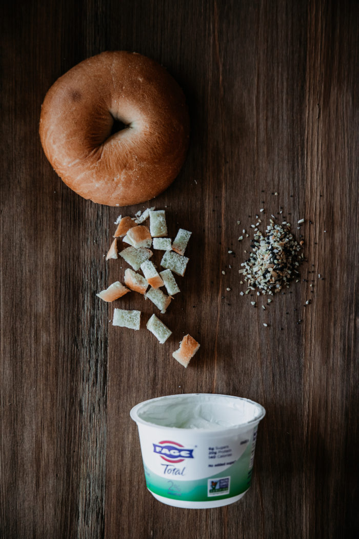 3 Greek Yogurt Toppings: Savory & Sweet