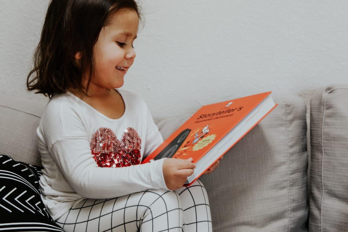Storyteller's Illustrated Dictionary for Kids