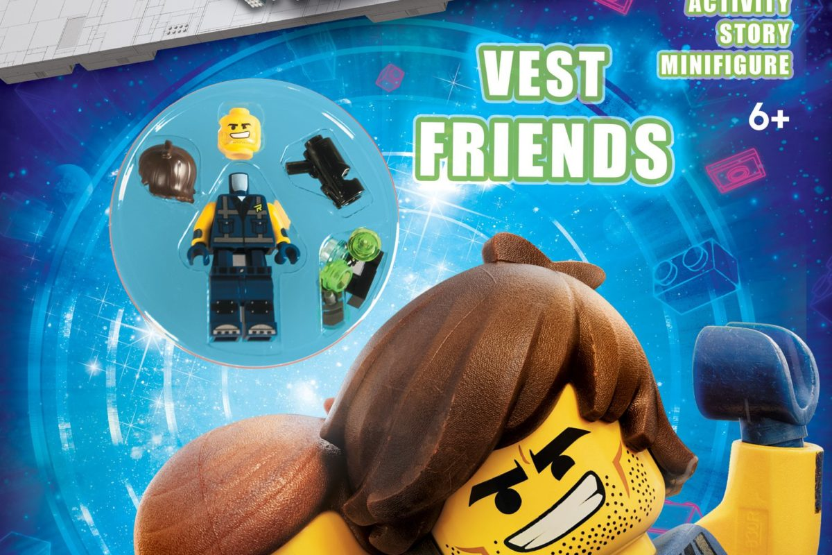 Barnes & Noble Celebrates The LEGO® Movie 2 With Build Event at Stores Nationwide, February 23
