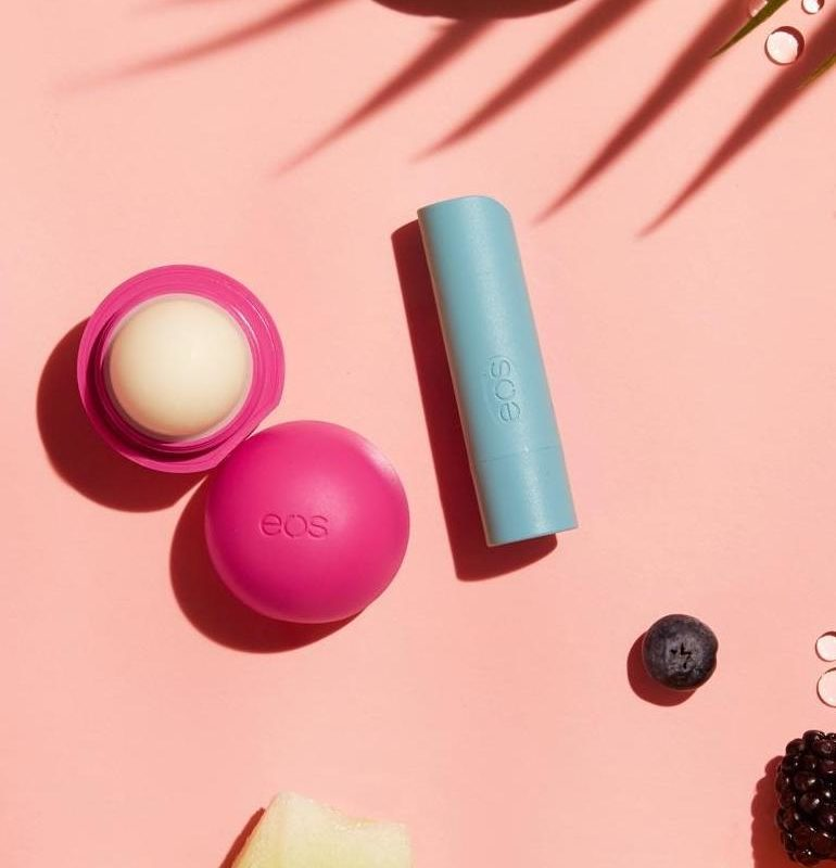 Make Spring Special with EOS Lip Balm