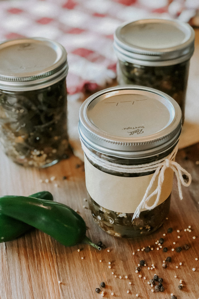 Everything You Need to Start Canning at Home + Easy Maple Pickled Jalapeño Recipe