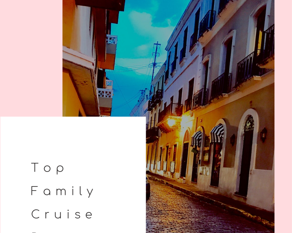 Top Family Cruise Routes to Puerto Rico